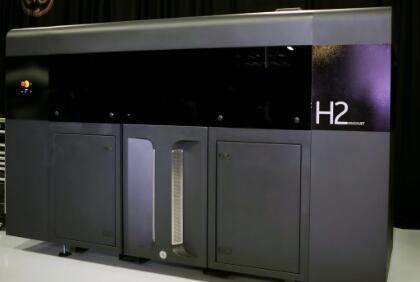GE Additive推出粘合剂喷射金属3D打印机H2 康明斯已入手