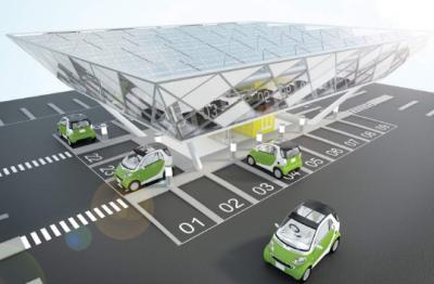 EVgo投建美国最大公共快速充电站电池储能系统