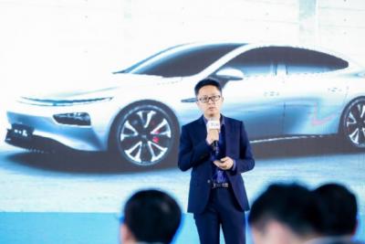 小鹏汽车总裁夏珩:智能汽车的交互革命