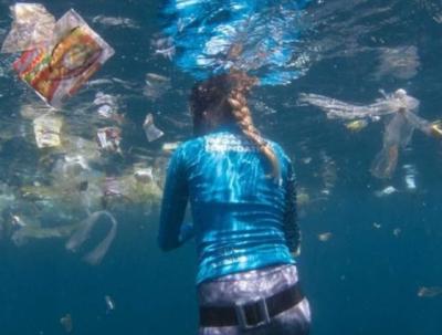 海洋塑料垃圾最早可追溯至1965年 新兴清理技术正在努力破局