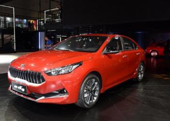 东风悦达起亚全新一代K3燃油版车型将搭载1.5L/1.4T发动机