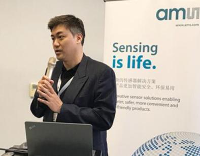 全球领先的传感器公司ams眼中的六大传感器应用市场