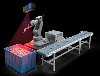 3D雷达传感器可提高工业机器人的工作效率与安全性