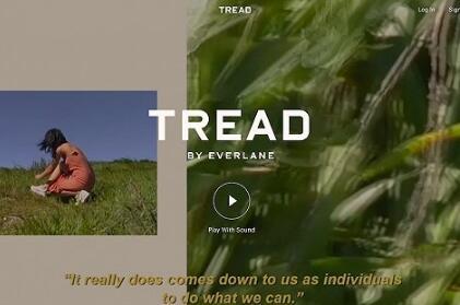 美国Everlane推出Tread运动鞋 加入200亿美元运动休闲鞋赛道