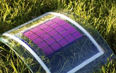 新型固体添加剂提高有机太阳能电池光电转化效率