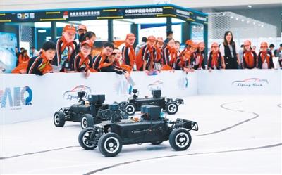 RoboCup机器人无需申请自动送彩金58杯中国赛在绍兴柯桥落幕