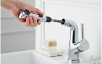 浪鲸清源龙头FD41196以技术创新和人性化设计获卫浴界金龙头奖