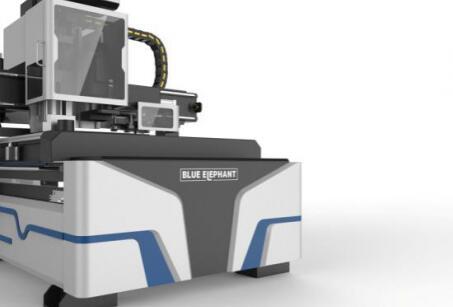 蓝象数控开料机及木工雕刻机产品外观重磅升级