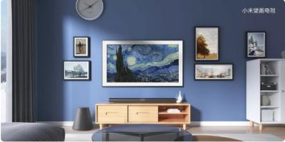 小米发布壁画电视三款新品,聚焦智能家居互联互通