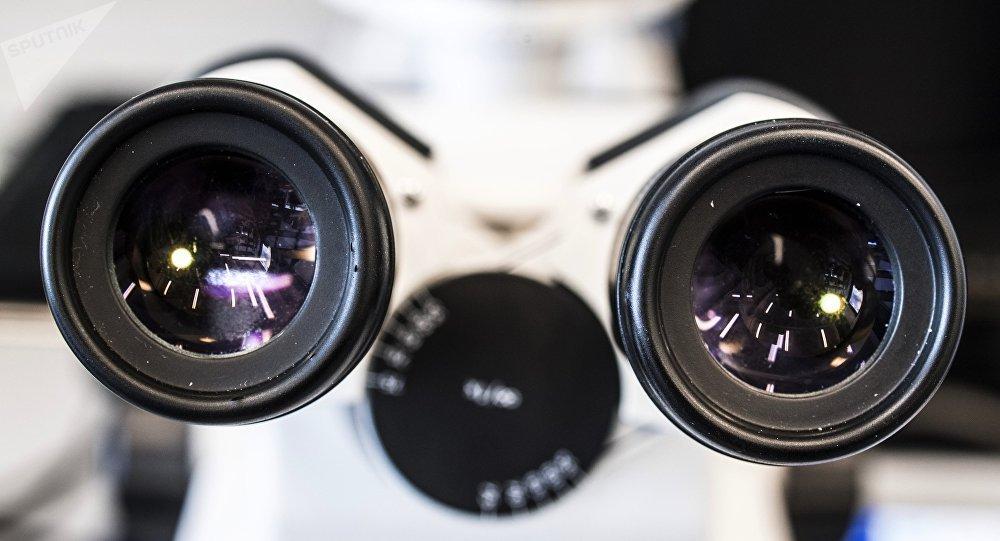莫斯科开发出了用于搜索暗物质的超快速机器人显微镜