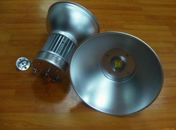 珠海龙健SMTSKY 格力LED工矿灯 GIMG100-AC220F 坚固防护性