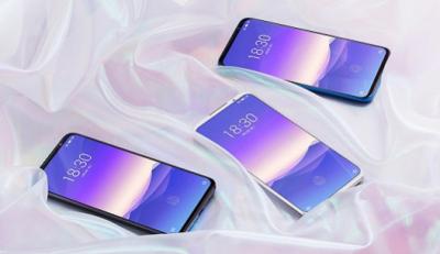 魅族发布16s旗舰手机 首次搭载光学指纹解锁技术