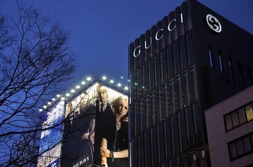 Gucci母公司开云集团一季度业绩超预期