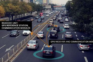 比利时推出首个智能高速公路测试环境 Septentrio提供GPS/GNSS技术
