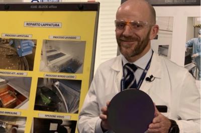 环球晶意大利厂8英寸年产能高达500万片,持续处于满载状态