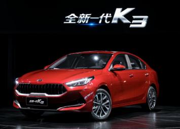 全新一代K3采用三种动力总成,高燃效发动机、涡轮增压发动机及插电混合