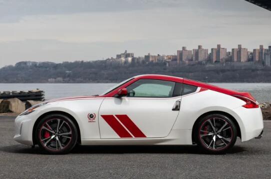 2020年日产370Z周年纪念版复古归来 定价32,690美元