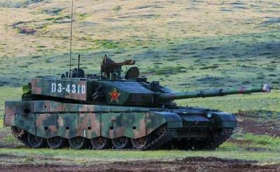 中国军工研发PSD全自动炮口偏移补偿装置
