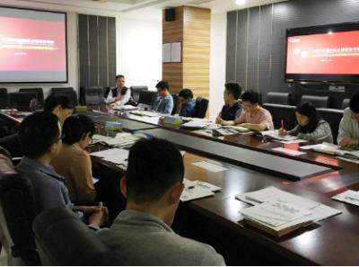 深圳清泉与中南院汕头分院举办上向流滤池技术交流会