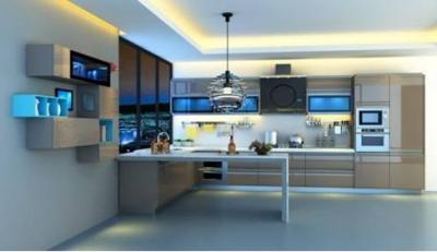 航天科工研制智慧厨房应用方案,提供智能便捷的生活服务