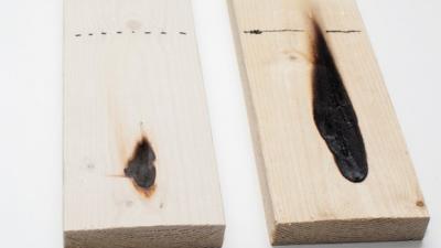 芬兰科学家研发新型涂层 由HefCel制成具有阻燃效果