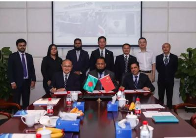 广电运通与孟加拉UCBL银行再签约,共同建设数字银行