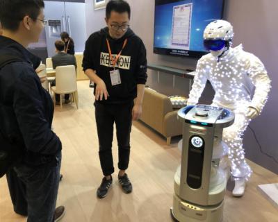 2019年4月机器人新品大盘点!