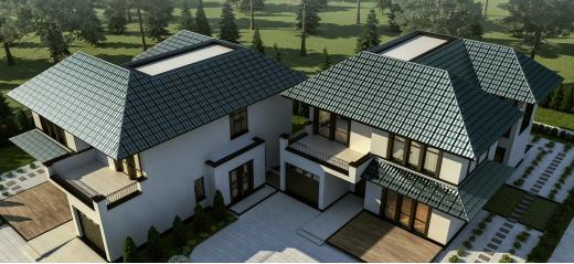 贵阳移动能源产业园项目汉瓦产线通线试产
