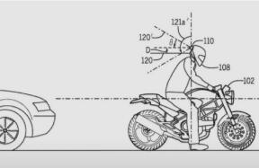 本田申请后置雷达系统专利 防止摩托车与汽车发生追尾