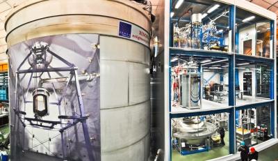 暗物质探测器探测到了半衰期长达18万亿年的原子氙-124