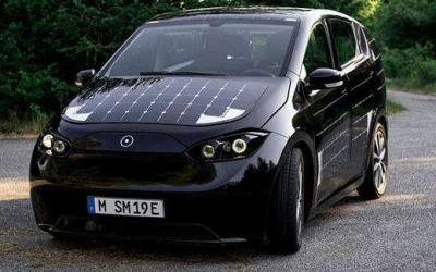 首个太阳能电动汽车系列将在瑞典NEVS量产