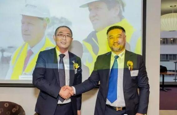 东方日升与远建资产达成战略合作 开拓海外市场