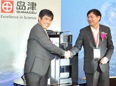 岛津液相色谱庆典暨Nexera LC-40新品发布会在上海举行