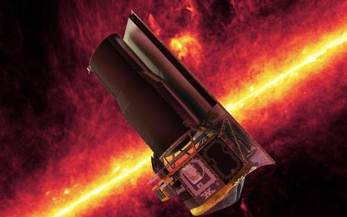 斯皮策红外望远镜发现早期宇宙的135个明亮星系 约130亿年历史