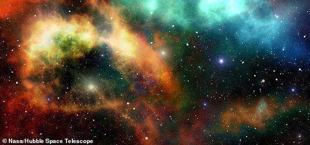 NASA公布哈勃宇宙马赛克图像 由16年间拍摄近7500张照片拼凑