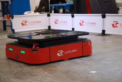 科钛机器人获得数千万融资 主要用于AGV核心控制器推广与生产