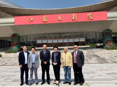 江苏大剧院和索尼完成ODA海量光盘数据存储系统交付