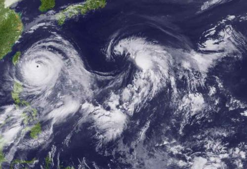 福建上海两地气象局成立台风探测联合实验室