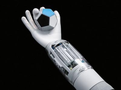 Festo汉诺威工博会上展示协作机械手BionicSoftHand