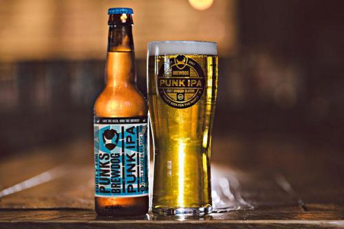 酿酒狗又推低醇啤酒了,PunkAF的酒精度竟然只有0.5%