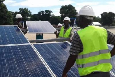 Eiffage Energia将为OPDEnergy建造156MW光伏电站