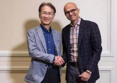 微软和索尼达成战略合作,将共同开发新的图像传感器