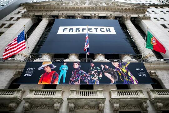 """英国奢侈品电商Farfetch亏损1亿美元 CEO曾呼吁停止""""折扣大战"""""""