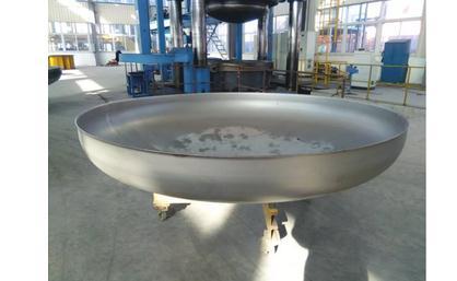 全自动封头液压机生产线的用途、总体结构、封头拉伸工艺