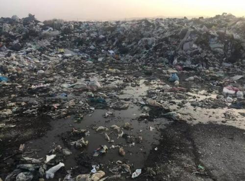 督察组曝光辽宁营口生活垃圾污染整治弄虚作假 宣称无害化处理