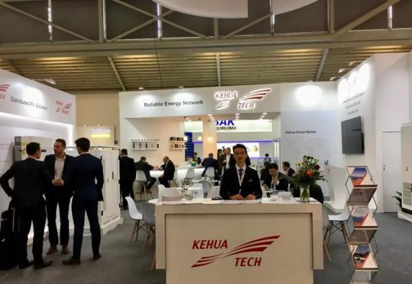 Intersolar Europe:科华恒盛全球发布1500V系列产品
