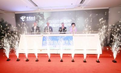 四川综合智能信息服务中心开幕 推动智慧家庭和智慧城市应用