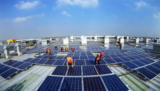 到2024年 印度将新增58GW太阳能项目