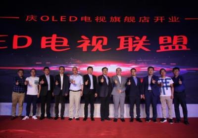 京东携手LGD等7家彩电企业构建京东OLED彩电矩阵,全面启动OLED推广活动