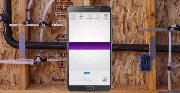 以色列推出Walabot DIY新型墙壁扫描仪 透视墙壁内结构